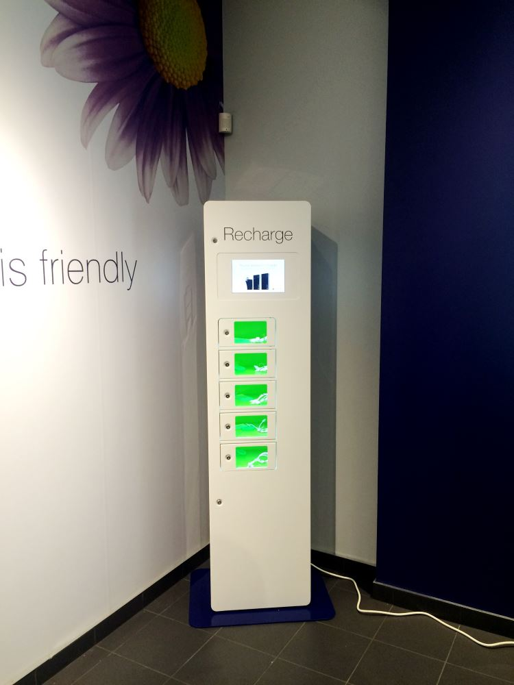 TELUS Charging Station